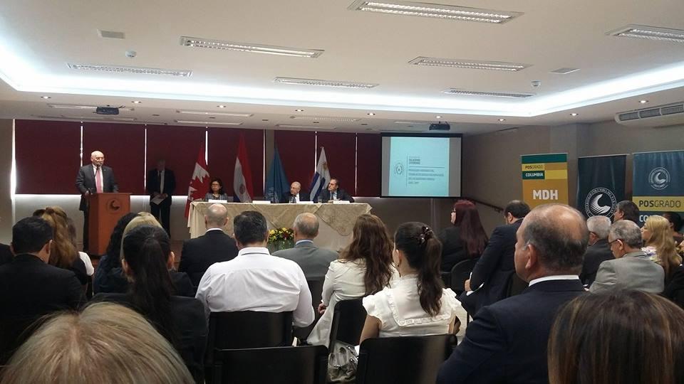 Seminario Paraguay Miembro del Consejo de Derechos Humanos de las Naciones Unidas