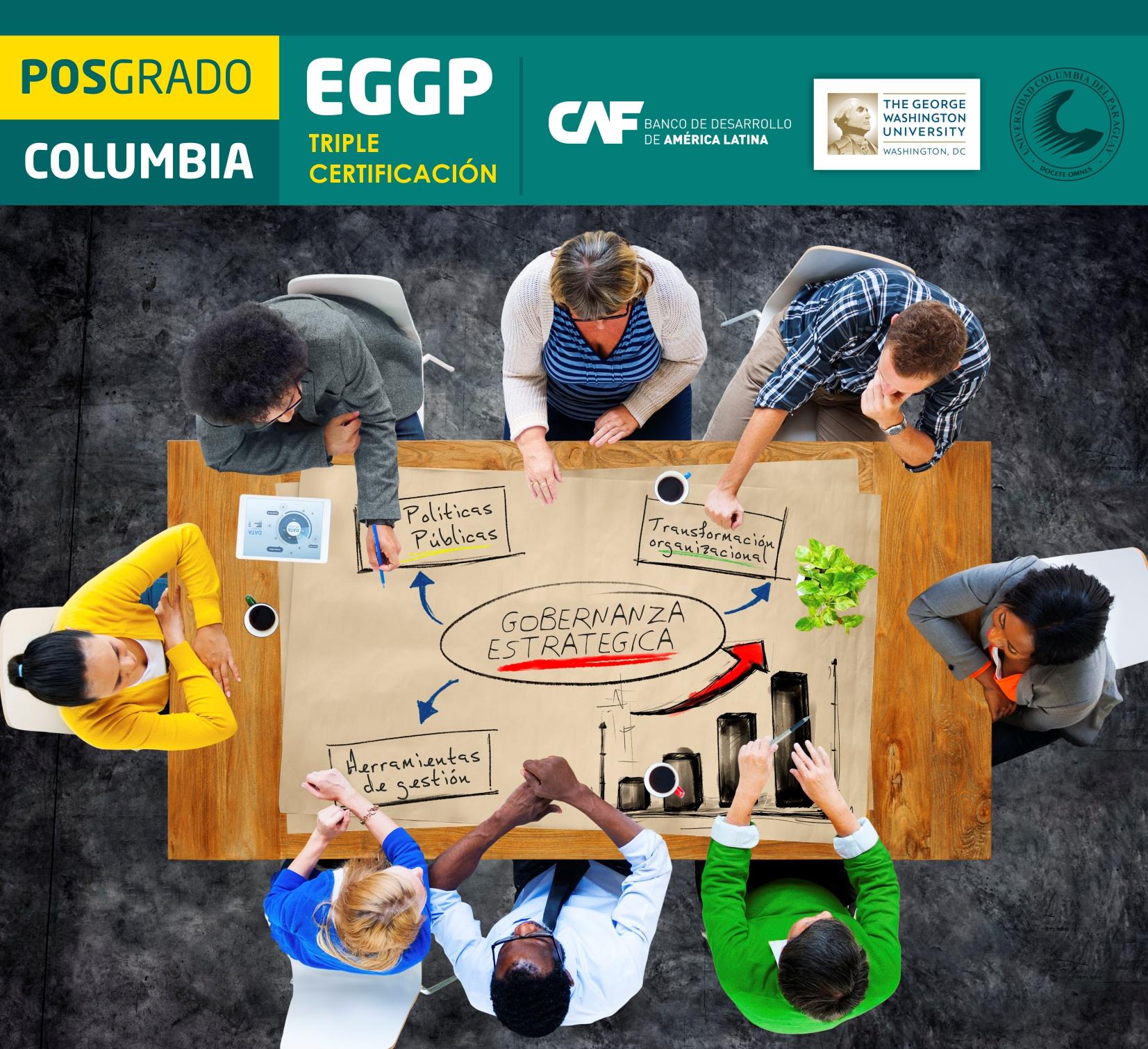 Columbia lanza la Especialización en Gobernabilidad, Gerencia Política y Gestión Pública